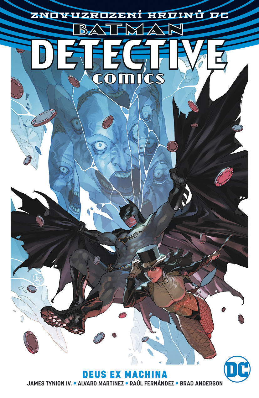 Batman Detective Comics 4