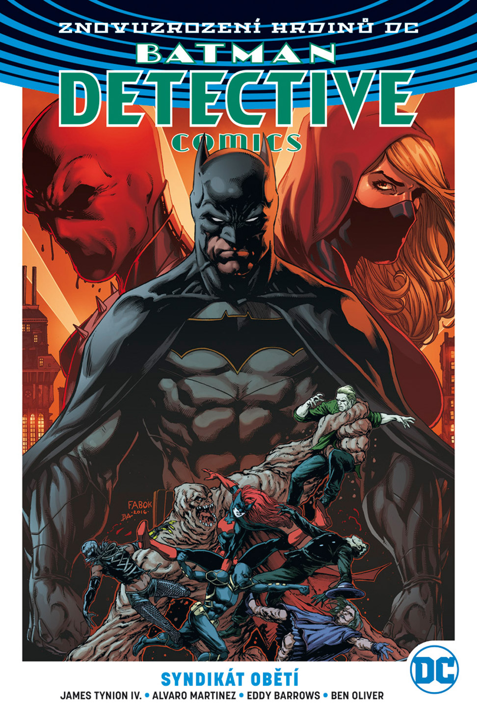 Batman: Detective Comics 2