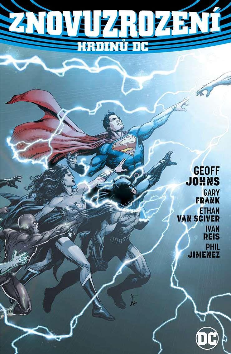 Znovuzrození hrdinů DC
