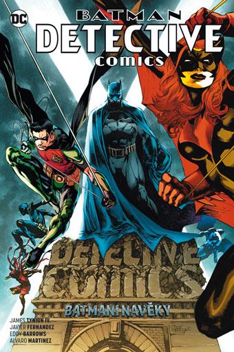 Batman: Detective Comics 7